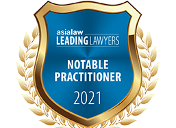 asialaw Profiles 2021 - Leading Lawyer