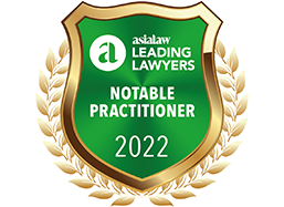 asialaw Profiles 2022 - Notable Practitioner