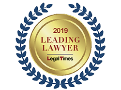 Legal Times - Leading Lawyer 2019