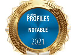 asialaw Profiles 2021 - Notable (Corporate and M&A)